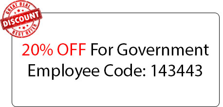 Government Employee Coupon - Locksmith at Balch Springs, TX - Balch Springs Texas Locksmith