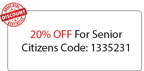 Senior Citizens Coupon - Locksmith at Balch Springs, TX - Balch Springs Texas Locksmith